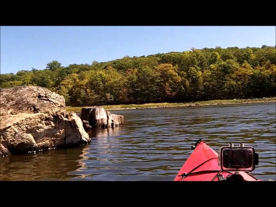 Split Rock Reservoir   Flatwaterkayaker