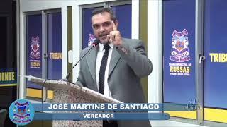 Júnior Martins Pronunciamento 13 11 2018