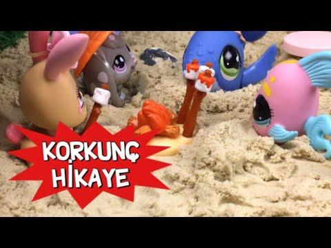 LPS Minişler: Sahilde - Minişler LPS MAYA, Türkçe Miniş Videoları, Littlest Pet Shop