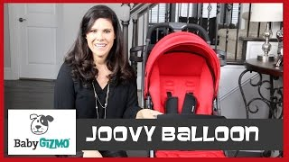 Joovy Balloon Stroller Review by Baby Gizmo