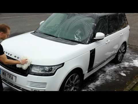 Cobra Detailed - Range Rover Vogue, Full Decontamination and Paint Correction