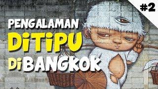 PENGALAMAN DITIPU DI BANGKOK : WAT PHO - ASIATIQUE - MANGO TAN…