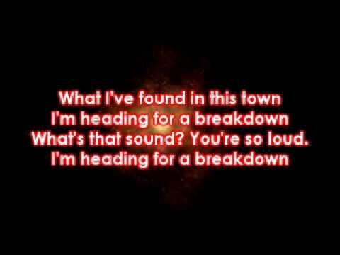 Breaking Benjamin Breakdown Lyrics