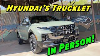 Finally! America Gets Small Truck! | 2022 Santa Cruz In Person