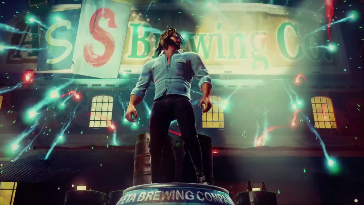 sunset overdrive enhanced gameplay of xbox one x 4k hdr youtube