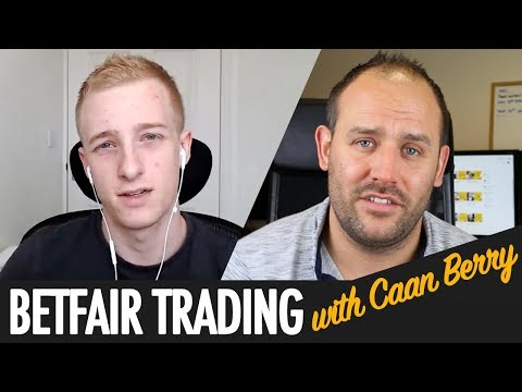 MATCHED BETTING to BETFAIR TRADING with Caan Berry - Q&A + Tips