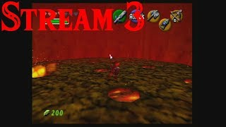 Lets' Play The Legend of Zelda: Ocarina of Time Stream 3