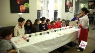 Самый лучший мастер-класс для детей от кондитерской Sweets Алматы