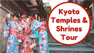 KYOTO TEMPLES AND SHRINES WALKING TOUR - Gion and Higashiyama