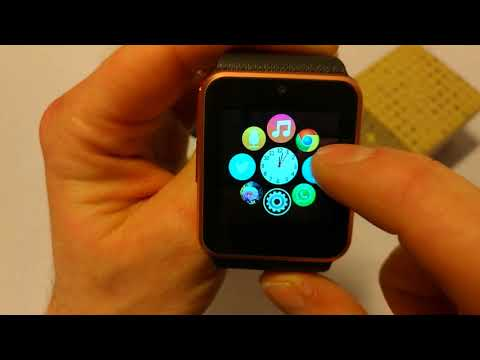 GT08 Smart Watch - Unboxing And Test