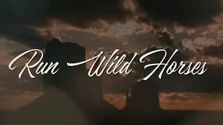 Aaron Watson - Run Wild Horses (Official Lyric Video)