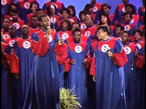 I Won't Turn Back - Mississippi Mass Choir