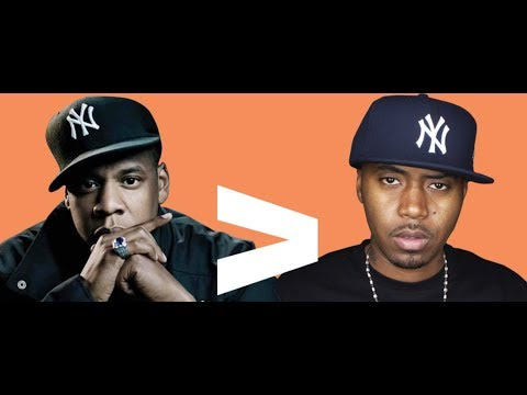 Jay Z albums vs Nas albums. Who has the Catalog. Uncle Hotep chimes in.