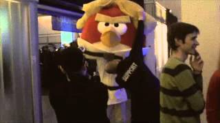 Angry Birds Star Wars troop video with Rovio