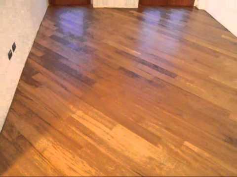 teak parquet asia massello listone posa diagonale youtube. Black Bedroom Furniture Sets. Home Design Ideas