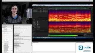 Обработка звука в Adobe Audition. Артур Орлов