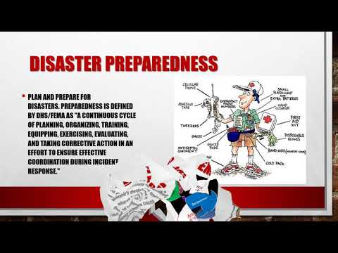 Power Point Presentation on Disaster Management - YouTube