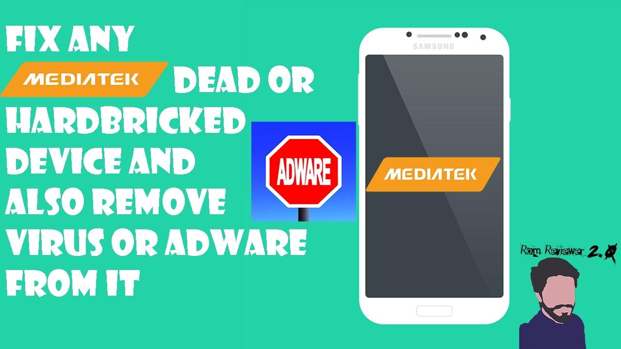 Fix and mediatek hard bricked device 2017 guide