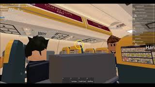 Ryanair Boeing 737-800 Flug | Roblox