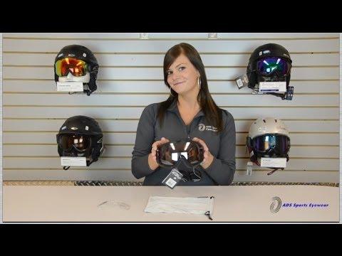 dc17e471f06 How to Install the Smith ODS2 Prescription Ski Goggle Insert. ADS Sports  Eyewear
