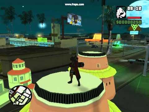 New Map Konoha Gta San Andreas  YouTube