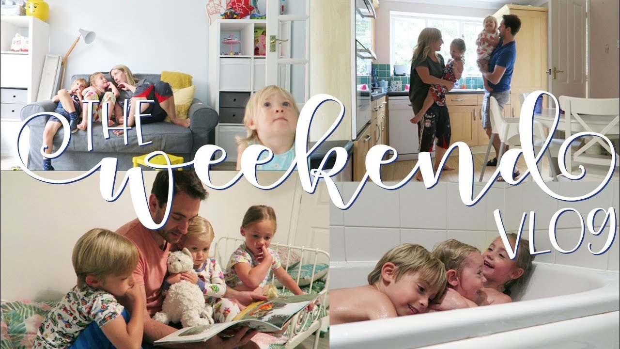 A room makeover a kitchen dance party and a dirty chocolate secret the weekend vlog