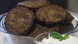 Драники с мясом ( Колдуны ) Очень вкусные