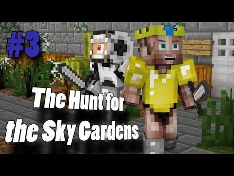 """Milan & Ronald spelen """"The Hunt for the Sky Gardens"""" - Deel 3/5"""