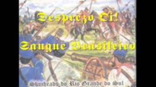Desprezo Oi! - Sangue Brasileiro