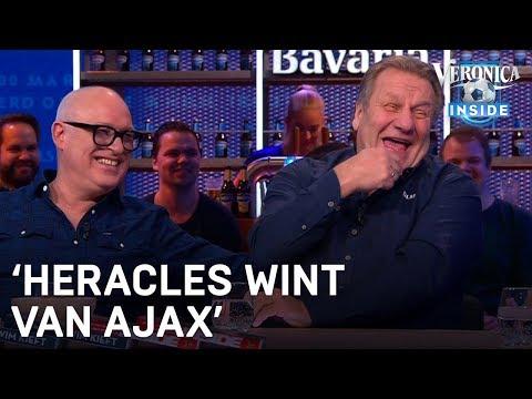 Toto-voorspelling: 'Ajax wint van Heracles' | VERONICA INSIDE