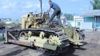 Asosiy ta'mirlash keyin Bulldozer T 170 sotib olish.
