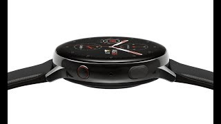 Samsung Galaxy Watch Active 2 Bluetooth Aluminium 44mm Aqua Black - Test