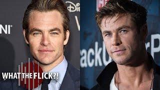Chris Pine & Chris Hemsworth Drop Out Of 'Star Trek 4'