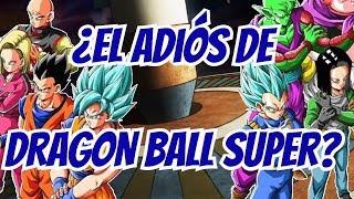 ¿Dragon Ball Super dirá Adiós después del Torneo del Poder?