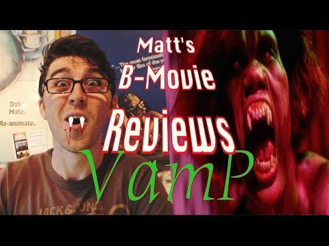 Matt's B-Movie Reviews   1986's VAMP