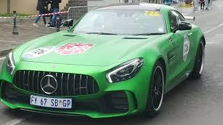 1000 Miglia 2019 Mercedes Tribute partenza 15 maggio