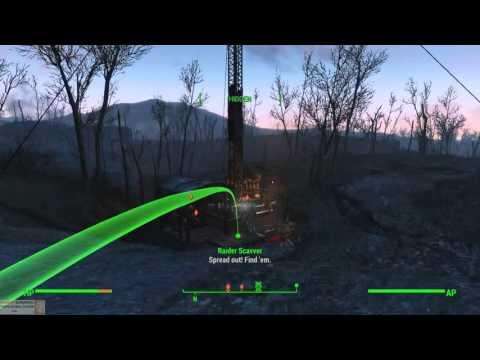 Fallout 4 - Demolition expert lvl 4