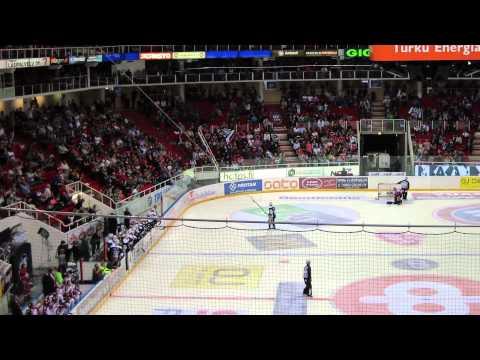 TPS Turku vs. Ässät Pori / Penalty Shot / Parè