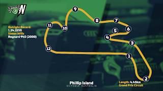 TCR Australia 2019 - Round 2 Phillip Island - Race 1
