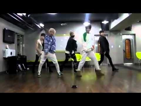 [K-Pop]AA - So Crazy Dance Practice