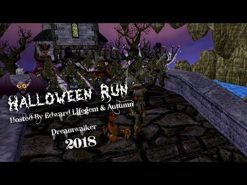 Halloween Run 2018 Recap ~ Secrets of the Spiral