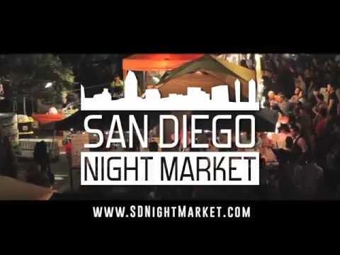 San Diego Night Market RETURNS June 25-26, 2016!