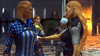Dragon Age 2 Remastered - Episode 40 - FINALE - story playthrough - (1440p, no commentary)