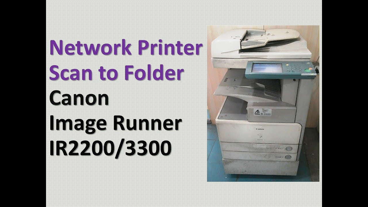 CANON IR2270 IR2870 UFR II PRINTER DRIVER FOR PC