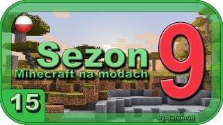 MineCraft Sezon 9 - #15 - Ender Quarry i odpalamy Nuke !