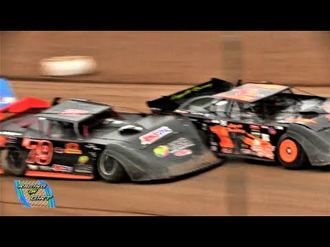 6-9-18 Late Model Heat 1 Merritt Speedway