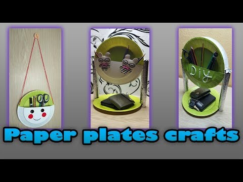 Diy ideas using paper plates