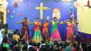 Christmas Program 2K16 - Manavalan Varaporaru