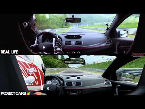Comparaison - Real Life VS Project CARS