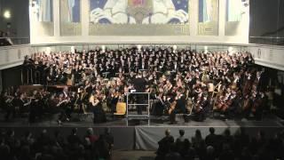 Elgar - From the Bavarian Highlands - VI - The Marksmen (UniversitätsChor München)